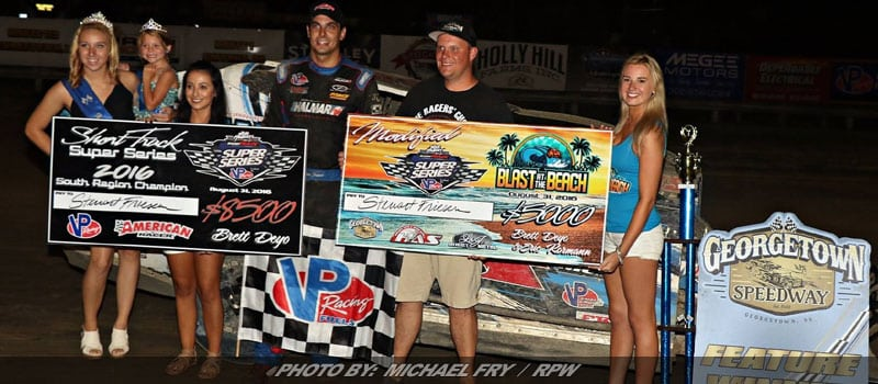 Short Track Super Series 'Blast At The Beach 4' Set For August 29th At Georgetown