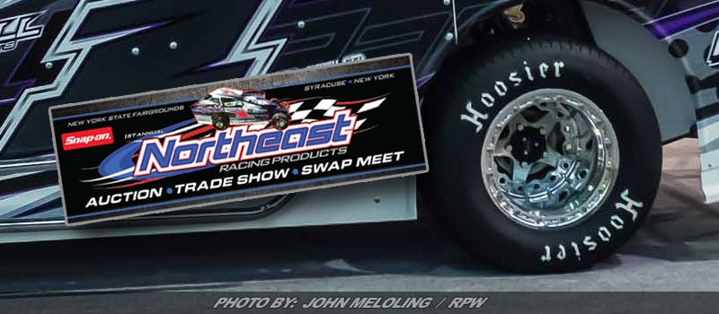 Northeast Racing Products Trade Show Rolling Into Syracuse With Keizer Wheels & Hoosier Tires