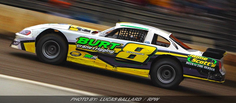 DIRTcar Pro Stock Series Joins Labor Day Card At Weedsport September 4th
