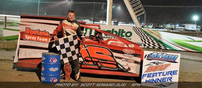 Barker Beats Bachetti & Field Friday At Afton