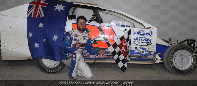 Britten Pads His Albany-Saratoga Point Lead With Victory Friday
