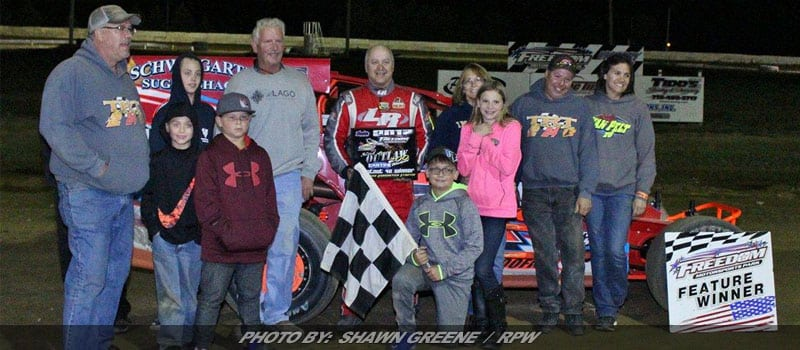 VanPelt Takes Friday Checkers At Freedom Motorsports Park