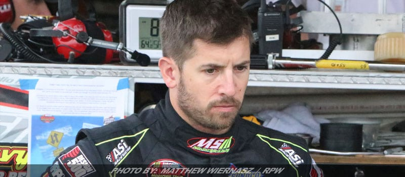 Coby Hitting His Stride At The Right Time On The Whelen Modified Tour