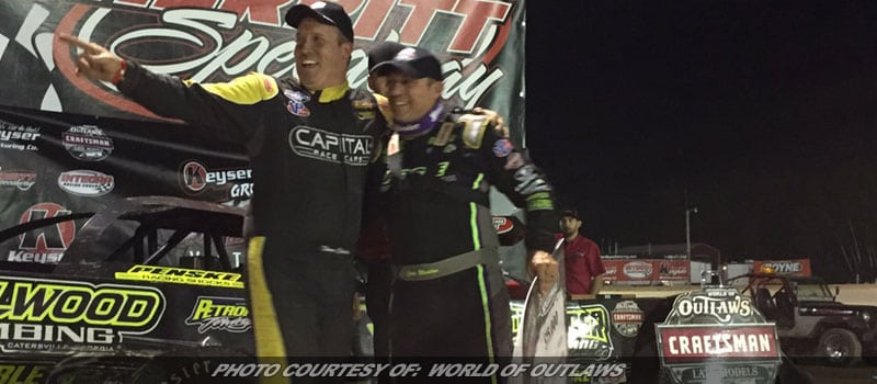 Checkmate: Madden Grabs Fifth WoO LM Win At Merritt Speedway