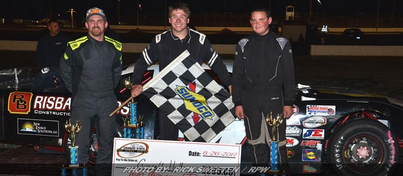 Garrett Hall Wins Granite State's Oxford 100