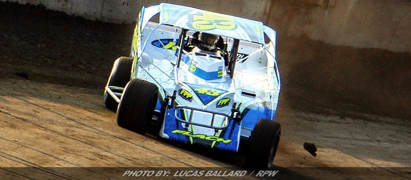 Keith Flach Hunting First Career Modified Championship