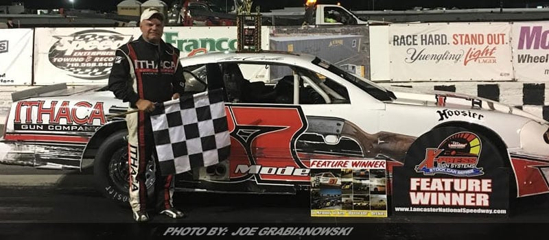 Tim Gallo Records Another RoC Super Stock Series Win At Lancaster