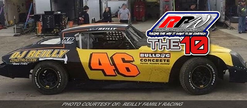 "RPW's ""The Ten"" With Pure Stock Racer Nick Reilly"