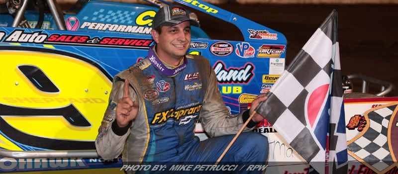 Mr. DIRT Track USA Headlines Holiday Weekend For Super DIRTcar Series