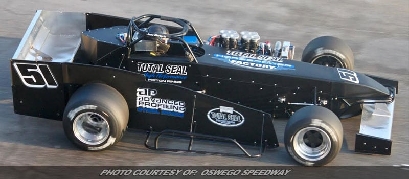 Otto Sitterly Leads Early International Classic Weekend Testing At Oswego