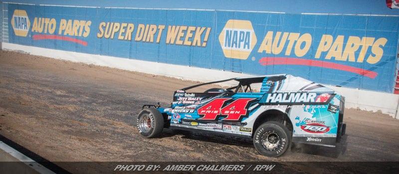 NAPA Auto Parts Returns As Title Sponsor Of 46th Super DIRT Week