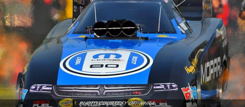 Hagen, Pritchett, TGray & Hines Have Great Friday At NHRA US Nationals