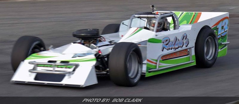 Brown Nearly Breaks Own Track Record; Wins Pole For Oswego's SBS Classic 75
