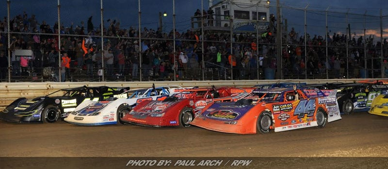 World of Outlaws Late Model Series In Final Stretch Of 2017 Season