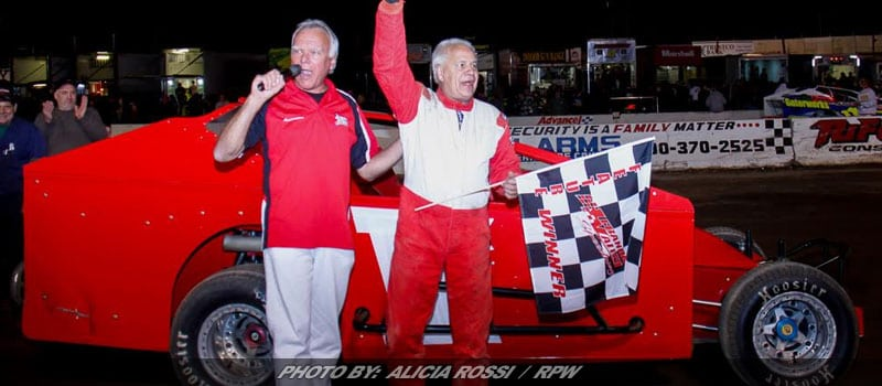 Denny Soltis Wins First Feature Since 2002 In A Night For Records At Lebanon Valley