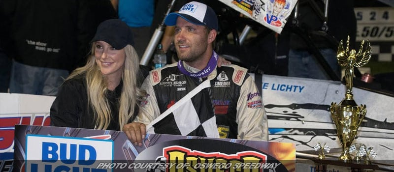 Lichty Scores Dominant Win In 24th ISMA Supernationals At Oswego