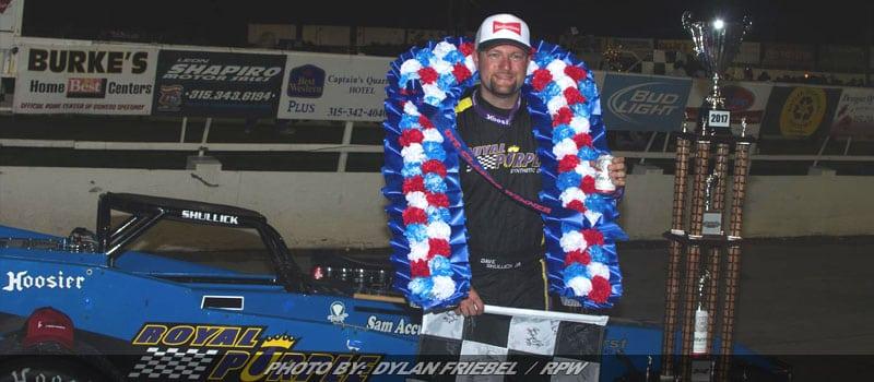 Dave Shullick Jr. Takes International Classic At Oswego