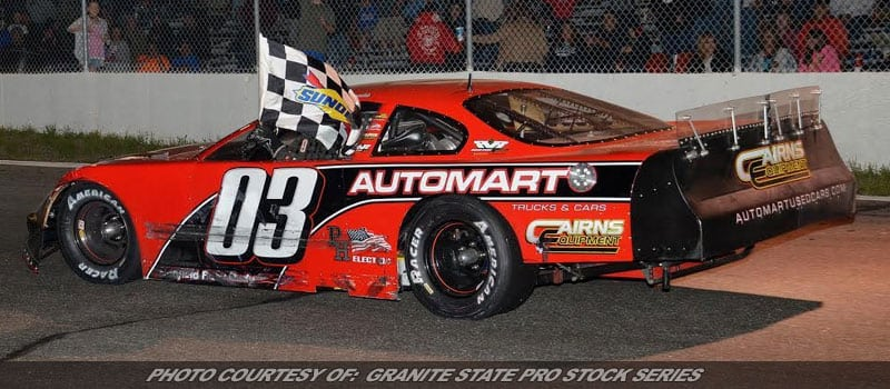 Star Classic 100 Up Next For Granite State Pro Stocks