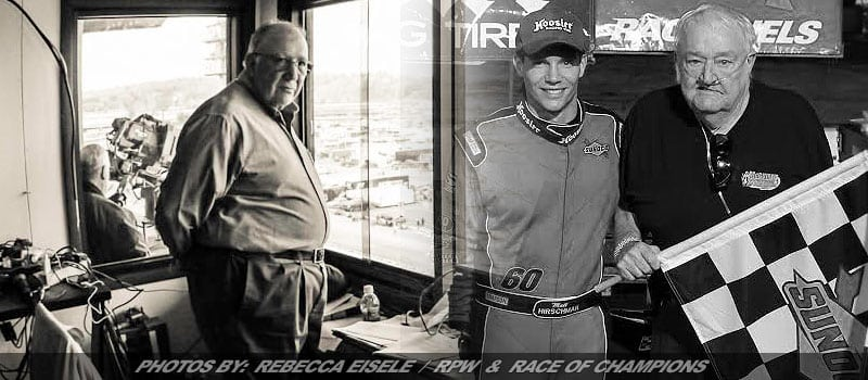 Joe Marotta & Ed McGuire To Be Inducted Into Race Of Champions Hall Of Fame