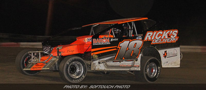 Brad Rouse Wins Sportsman Super DIRTcar Series Race At Ransomville