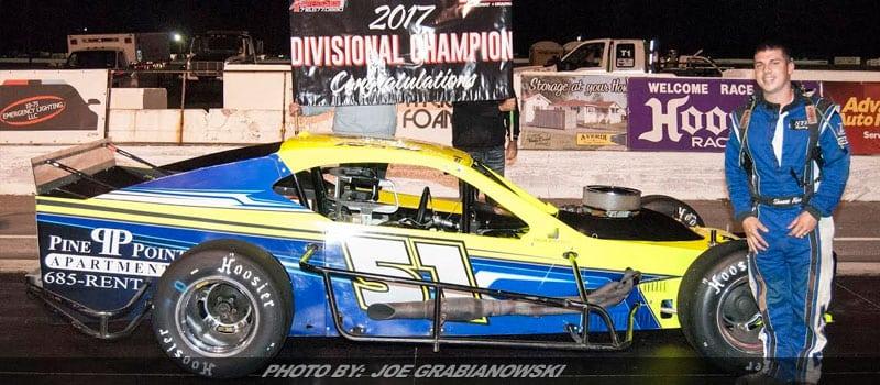 Nye, Sharpe & Woch Capture Lancaster Speedway Championships