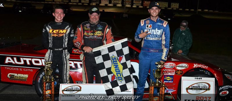 Joe Squeglia Wins Second Star Classic With Granite State Pro Stocks
