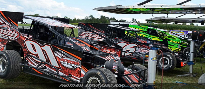 American Racer Cup Champ Match Races for Mods & Sportsman At SuperNationals