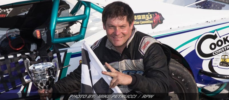 Todd Owen Rides Consistency To Overall Win In 20/20 Sprint Event At Thompson