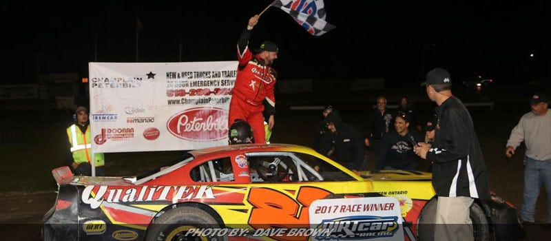CD Beauchamp Wins DIRTcar Pro Stock Event At Airborne Park