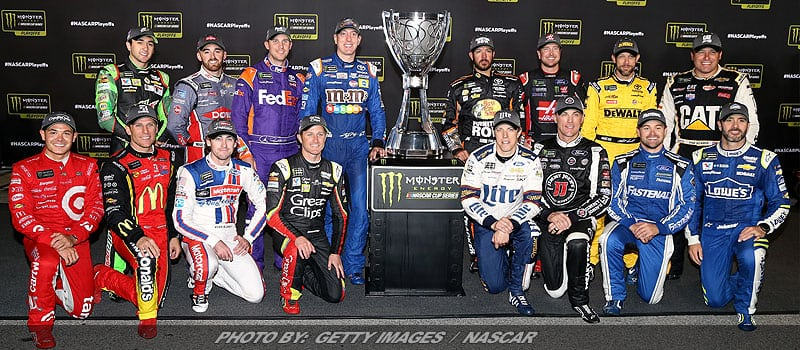 NASCAR Drivers Take Center Stage In 2017 Playoffs Campaign