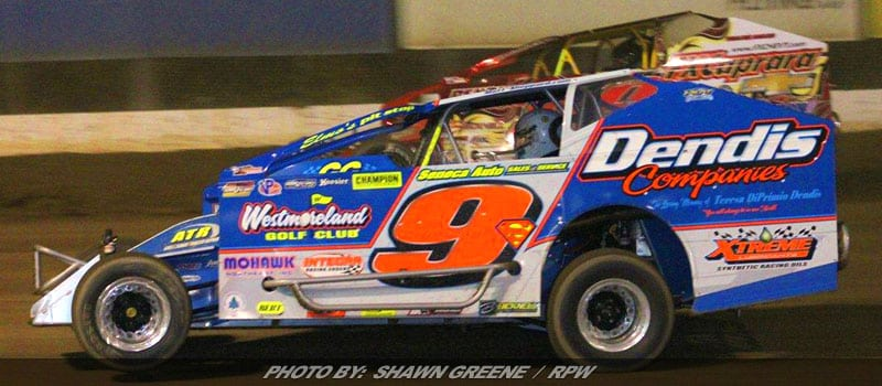 Sheppard Takes Duel At The Demon At Brewerton Speedway