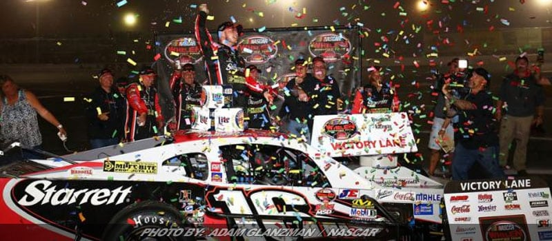 Solomito Scores Crucial NASCAR Whelen Mod Tour Win At Riverhead