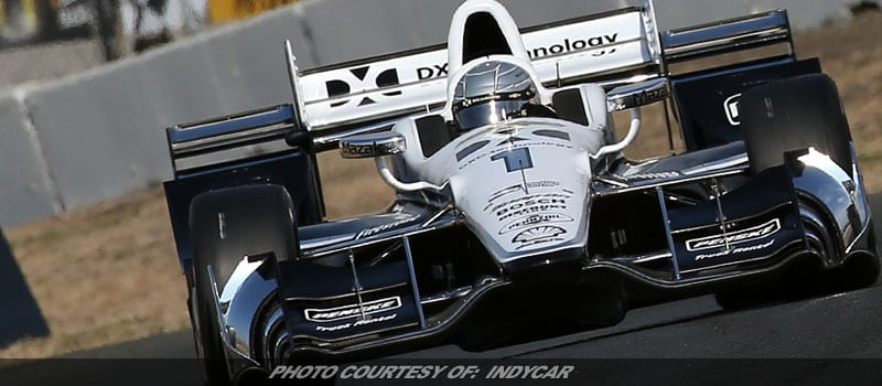 Pagenaud Wins Sonoma IndyCar Finale As Newgarden Claims Championship