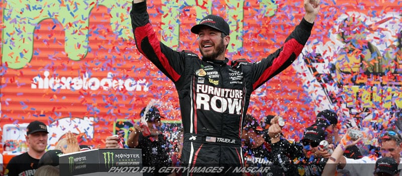 Martin Truex Jr. Starts NASCAR Playoffs With Dominating Win At Chicagoland