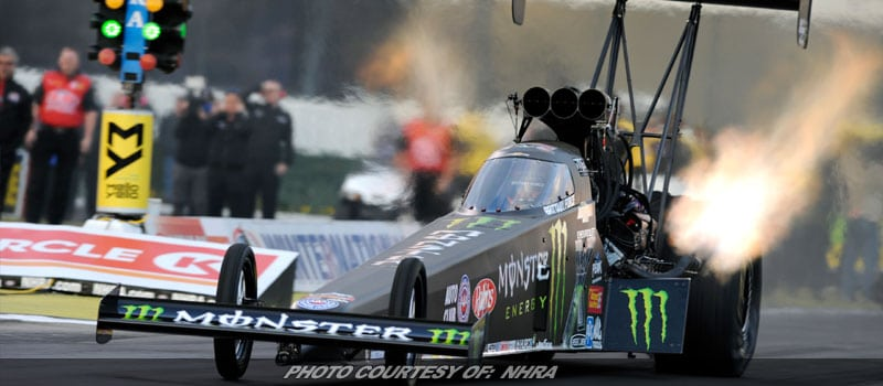Brittany Force Ready To Improve On Last Year's Finish At Dodge NHRA Nationals