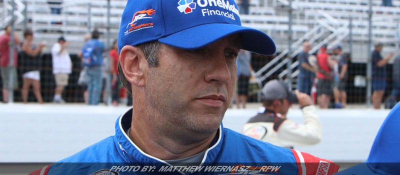 No Mic Drop For Elliott Sadler, Even If He Wins NASCAR XFINITY Title