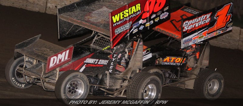 CRSA Sprint Tour Loads Up To Invade The Track Of Champions