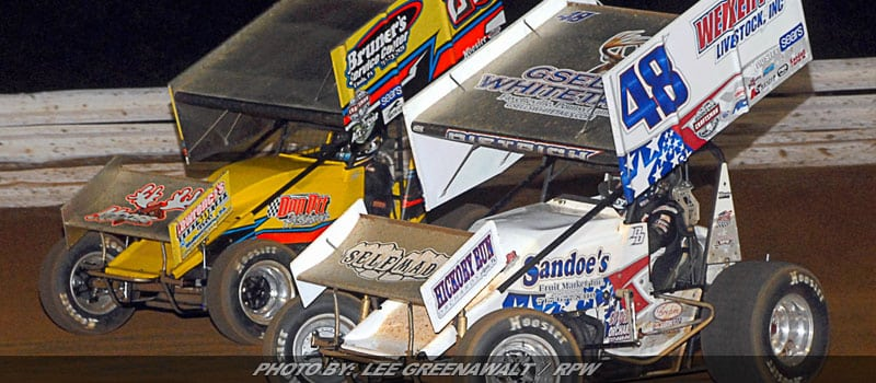 Danny Dietrich Aims For Dirt Classic Win At Lincoln