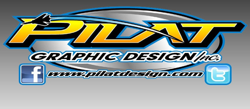 Pilat Graphic Design Adds To Race Of Champions 250 Weekend