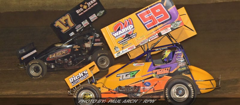 All Stars Will Attempt To Tame Eldora During 36th Four Crown Nationals