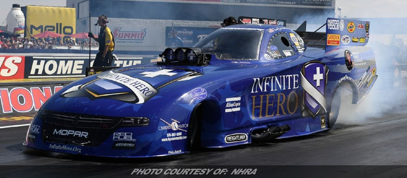 After Slow NHRA Countdown Start, Jack Beckman Faces Pivotal Weekend