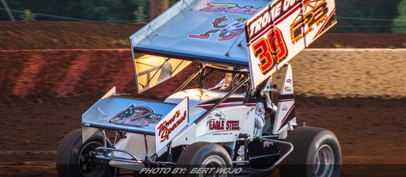 Cory Haas Will Chase $20,000 At Lincoln's Dirt Classic