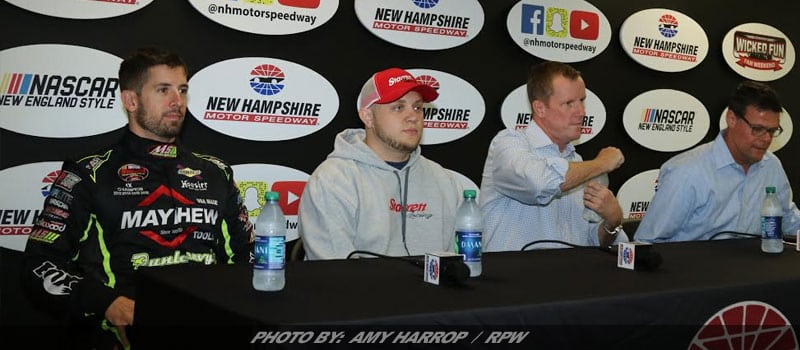 "NHMS To Host ""Super Bowl"" Of NASCAR Touring Series Next Fall"