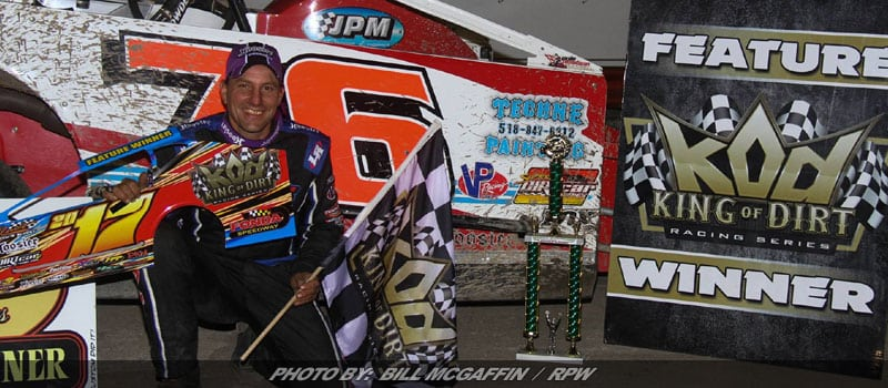 Bobby Varin Comes Up Big In Prelude To The Party Night #1 At Fonda