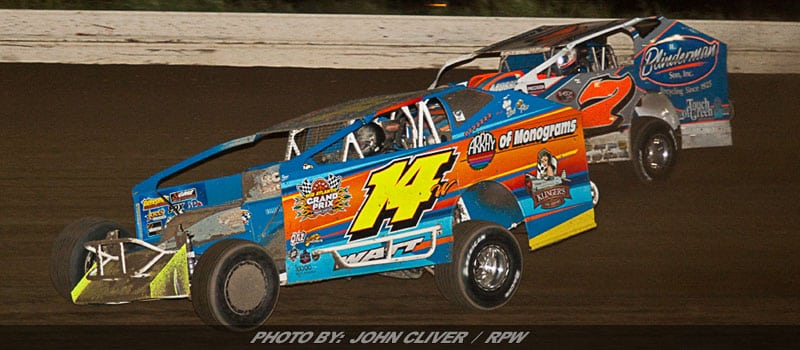 Watt & Pauch Jr. Heading To Short Track SuperNationals At Afton