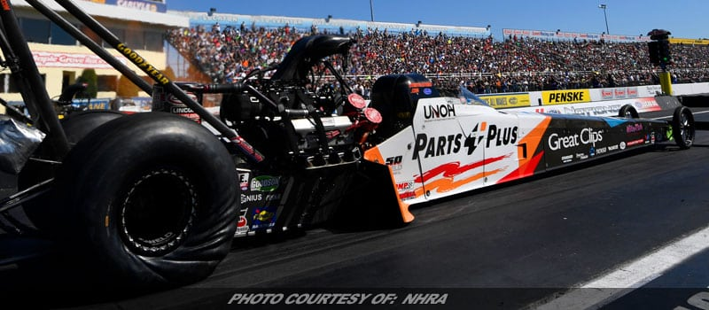 Hight & Millican Among #1 Qualifiers For NHRA Eliminations At Maple Grove Raceway