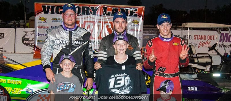 Andy Jankowiak Leads Wire-To-Wire For USA Open 125 Victory