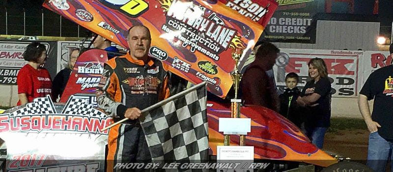 Frankie Herr Takes Back-To-Back Wins At Susquehanna