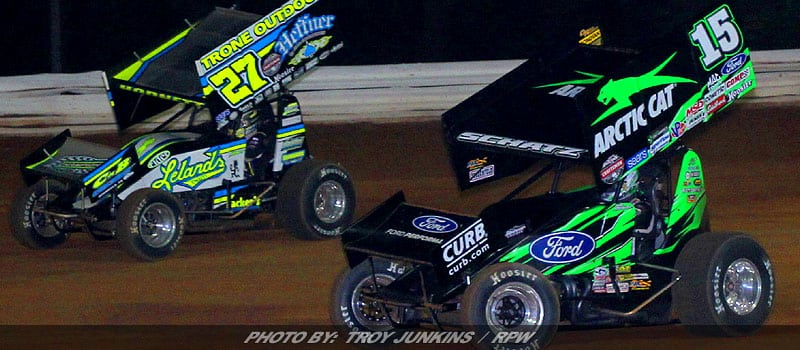 Williams Grove Set For Three-Day National Open Event This Weekend