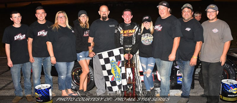 Griffith Holds Of Benjamin & Rowe For PASS 150 Win At White Mountain